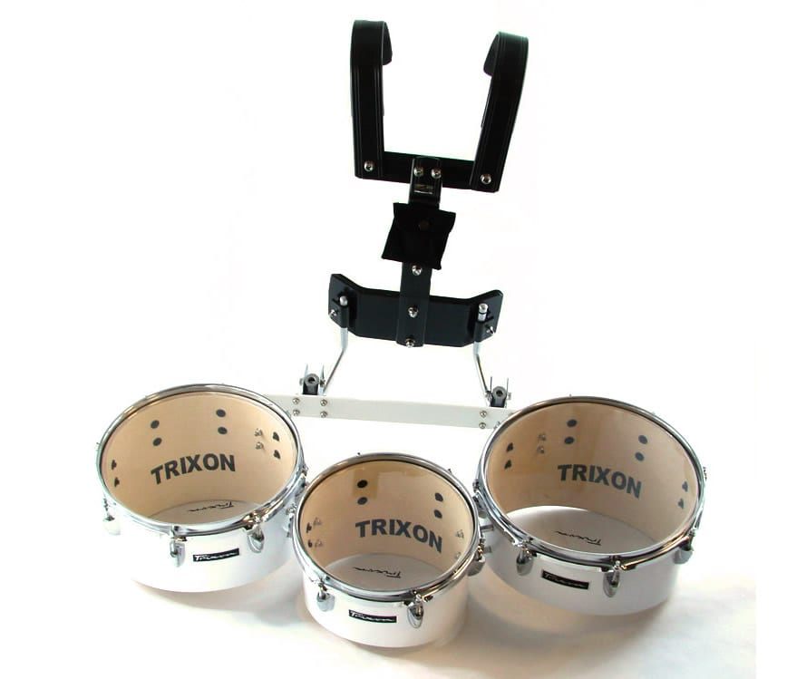 Field Series Tenor 3 Piece Marching Toms