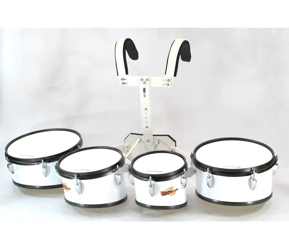 Trixon Field Series 4 Piece Marching Toms