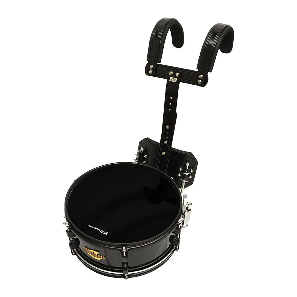 Field Series Scholastic Marching Snare Black Polish