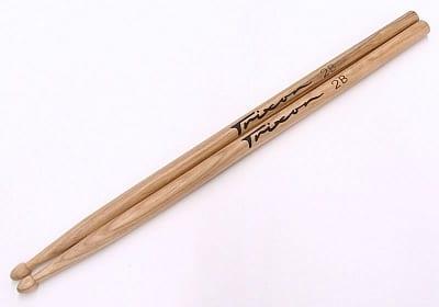 2B Wood Tip Drumsticks