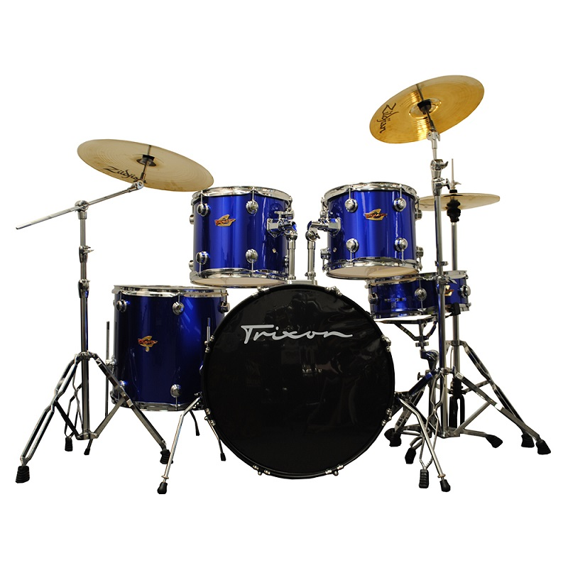Trixon Solist Elite 5-Piece - Sparkle Blue