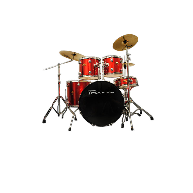 Solist Elite 5-Piece - Red Sparkle