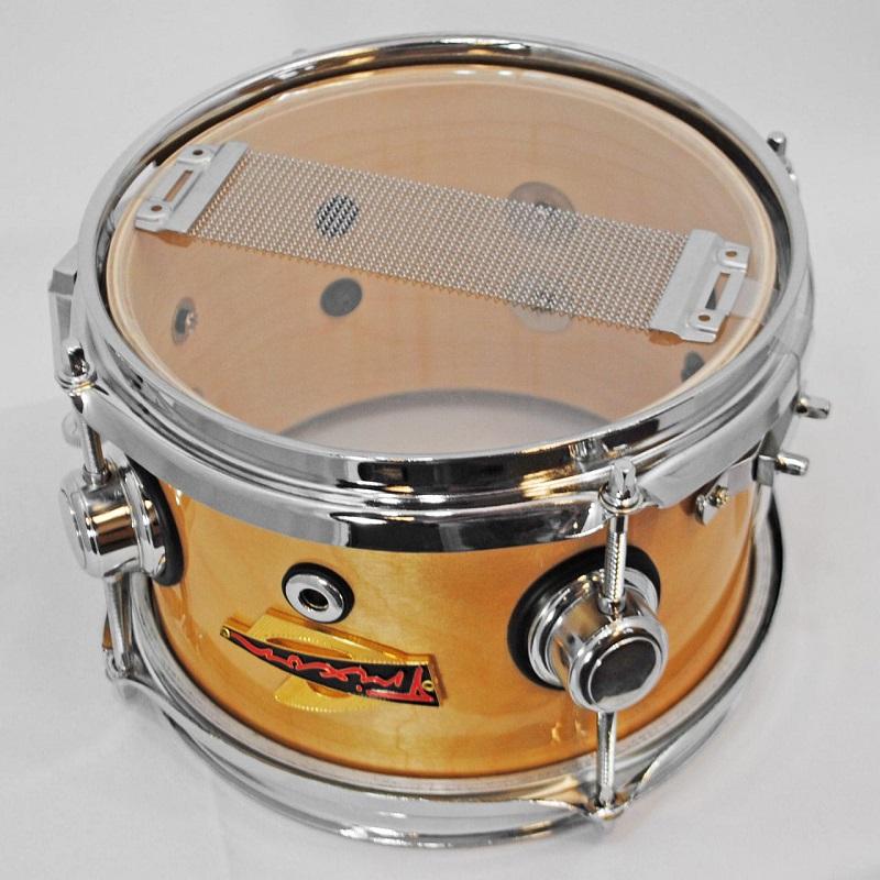 Elite Popcorn Snare Drum - Natural
