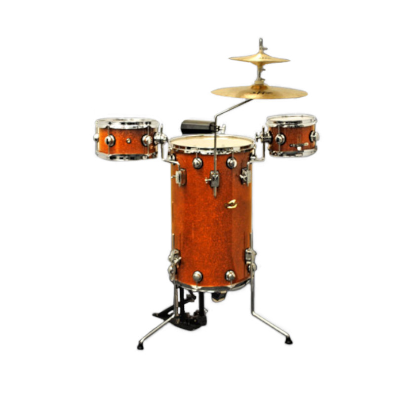 Trixon Elite Cocktail Kit - Orange Sparkle