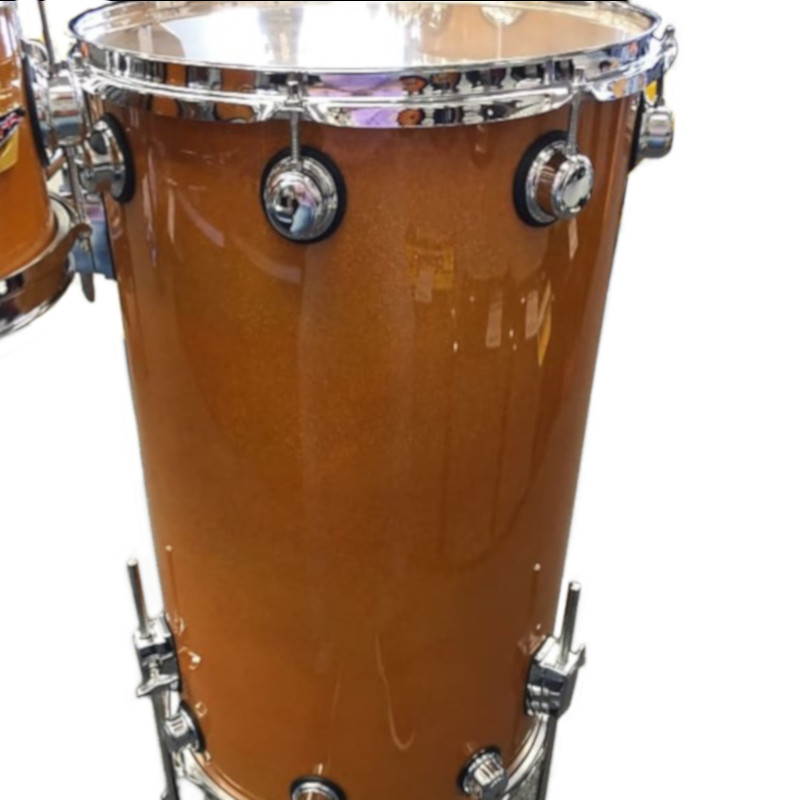 Elite Cocktail Drumset - Amber Sparkle