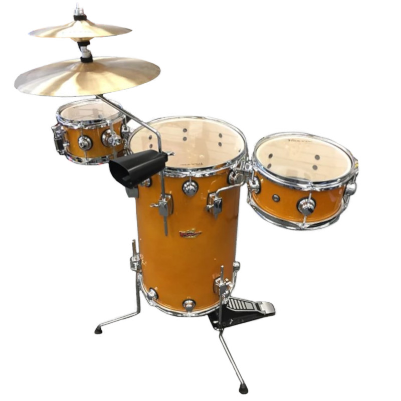Trixon Elite Cocktail Drumset - Amber Sparkle