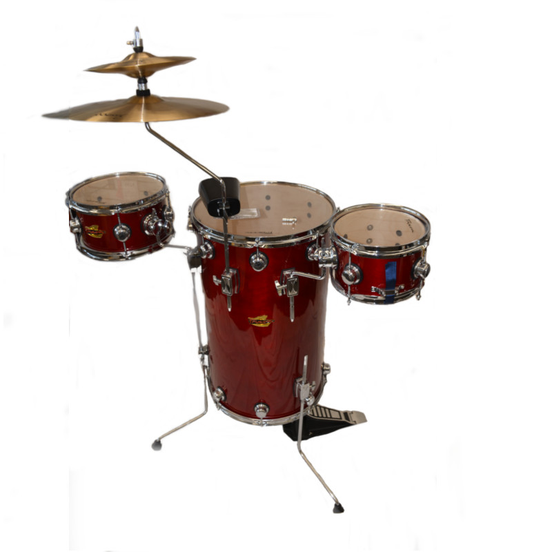 Trixon Elite Cocktal Kit - Bing Cherry Red