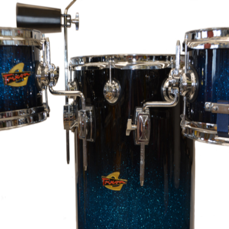 Elite Cocktail Kit - Blue Burst Sparkle