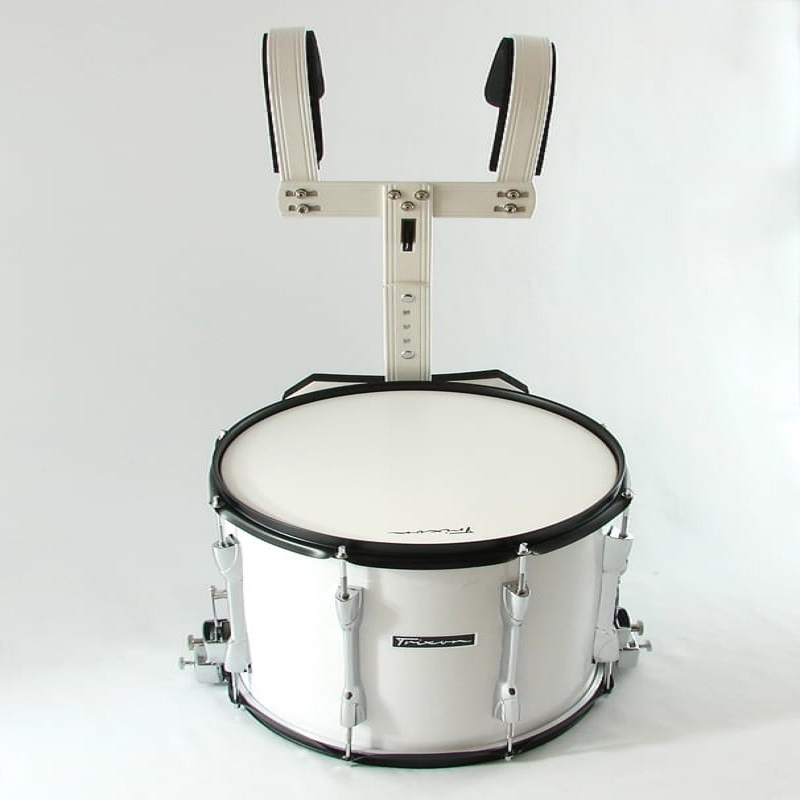 Field Series III Marching Snare Drum 14x12 - White