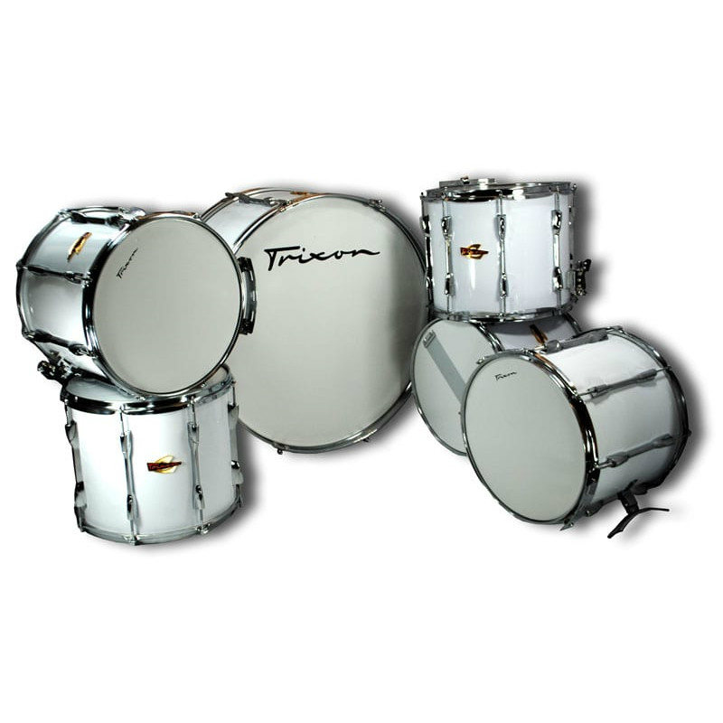 Trixon Field Series II Marching Drums – Queen Set