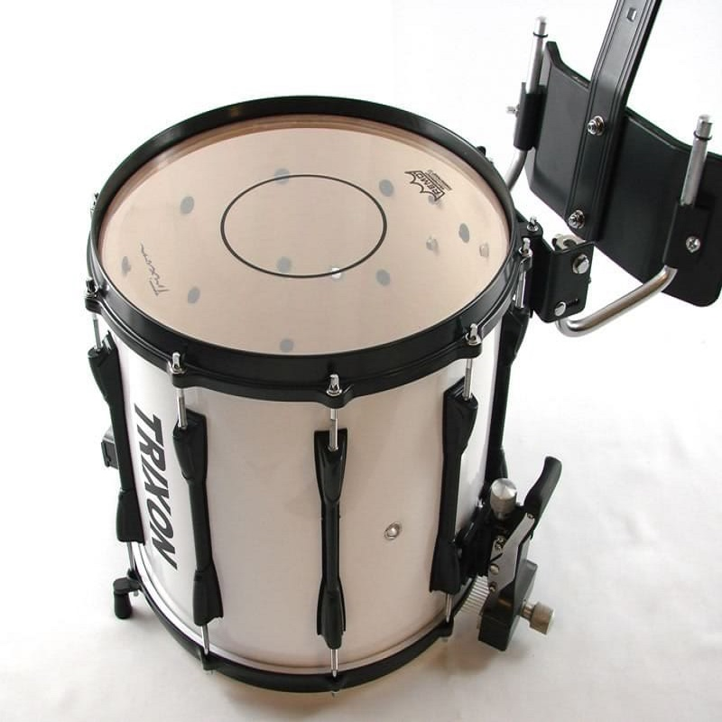 Field Series Pro Marching Snare 14x12 - White