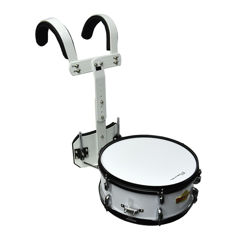 Scholastic Marching Snare 13x5.5 - White