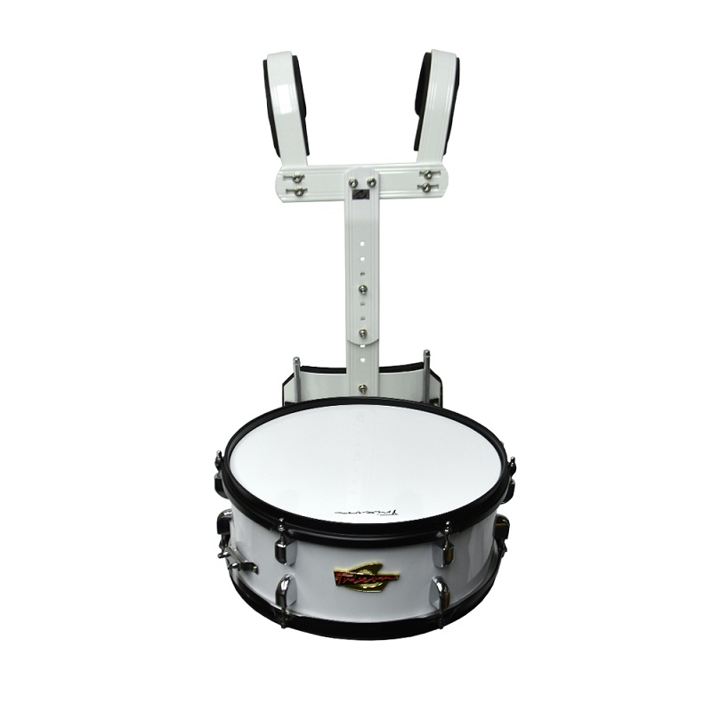 Scholastic Marching Snare 14x5.5 - White