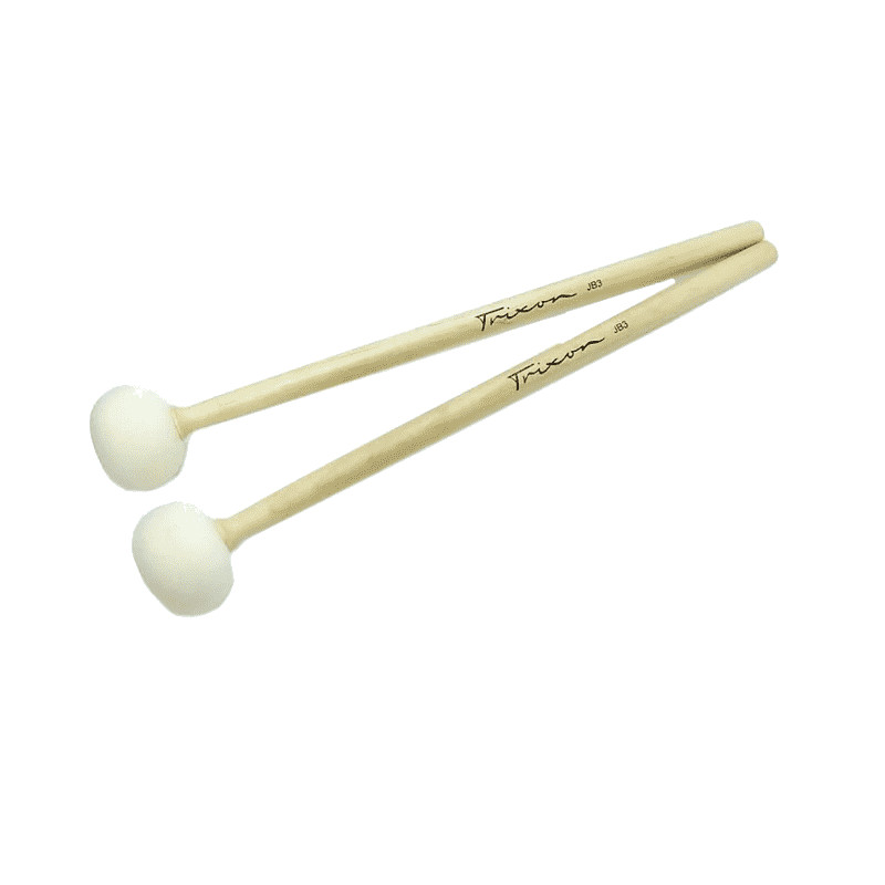 JB3 Bass Drum Mallets - Large