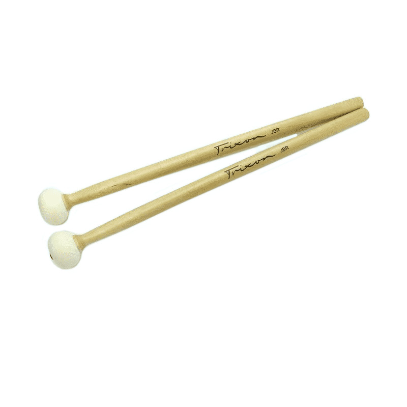 JBR Bass Drum Mallets - Small
