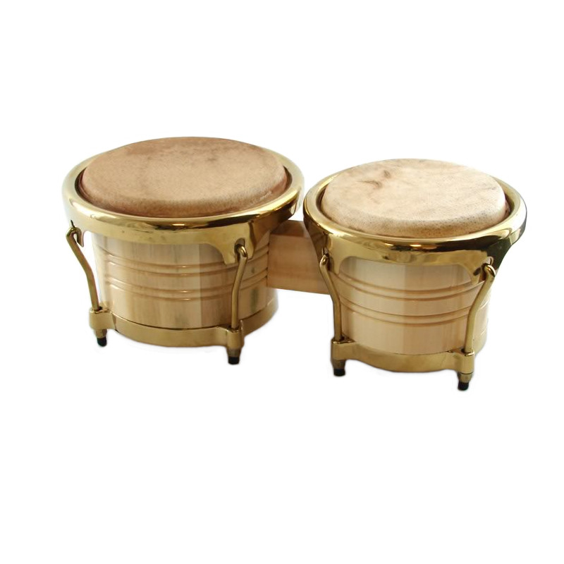 "Professional Bongo Set - 8"" and 9"""