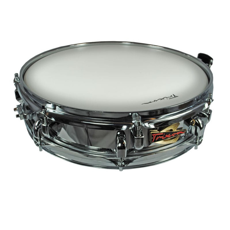 Solist Elite Chrome Piccolo Snare Drum with Royal Rib