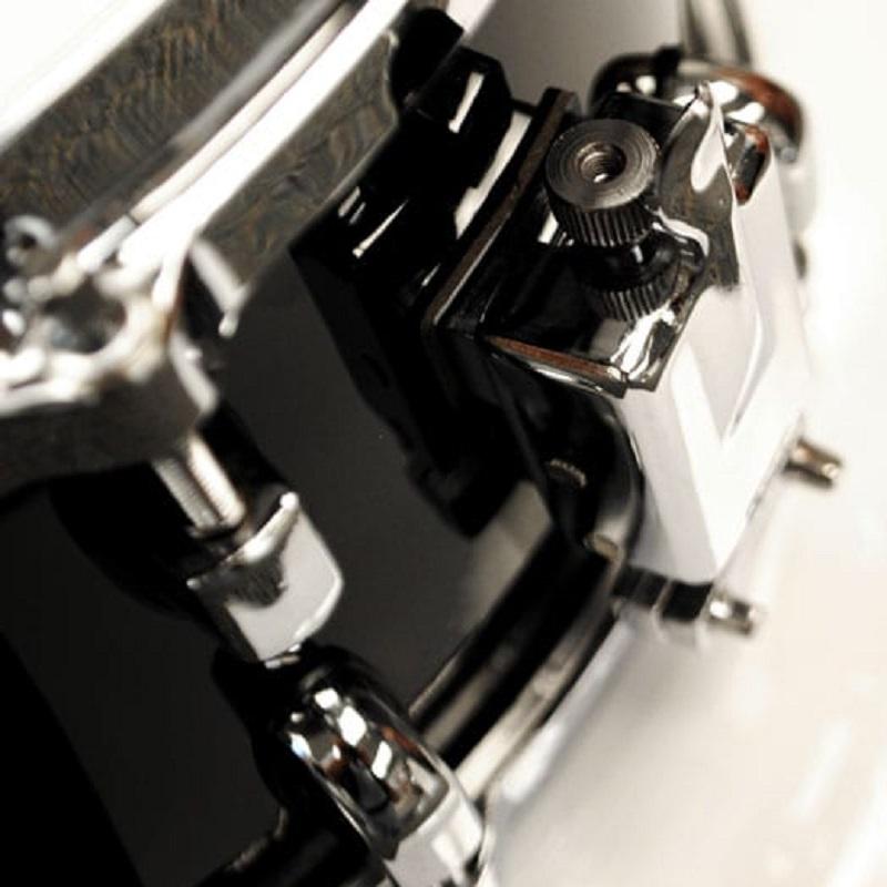 Trixon Soloist Elite Snare Drum Die Cast - Black