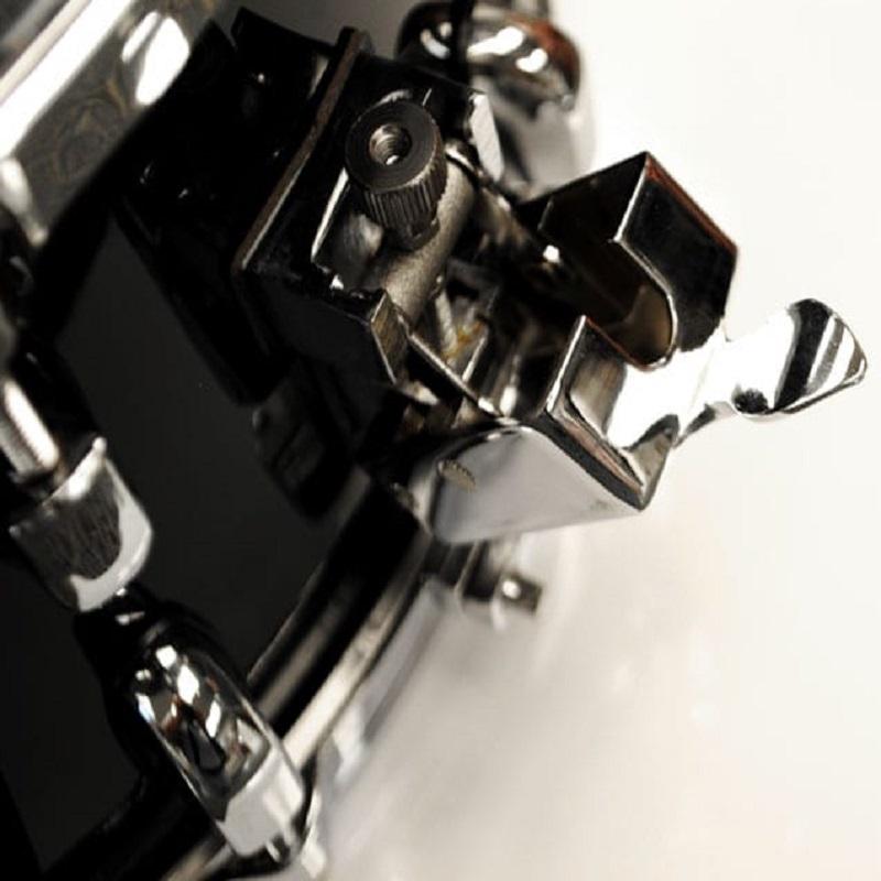 Solist Elite Snare Drum Die Cast - Black
