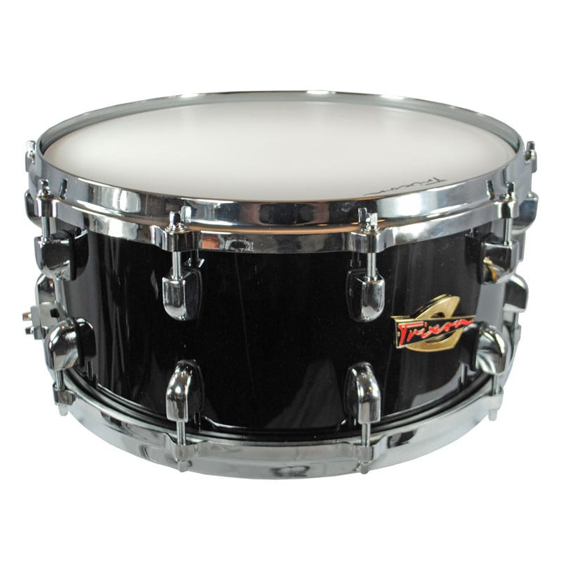 Trixon Soloist Elite Snare Drum Die Cast - Black