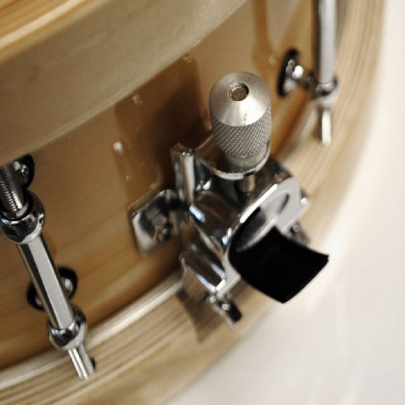 Solist Elite Snare Drum Wood Shell Wood Hoops