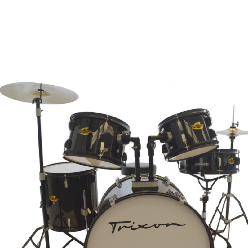 Trixon 5 Piece Luxus 200 Drumset - Black