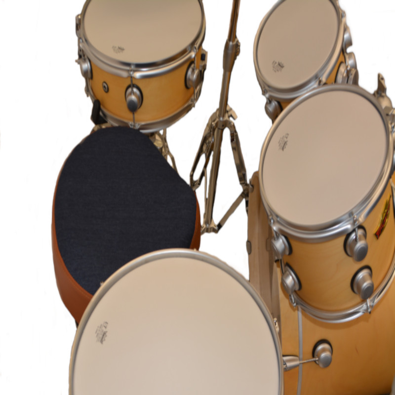5 Piece Volta Drumset - Natural