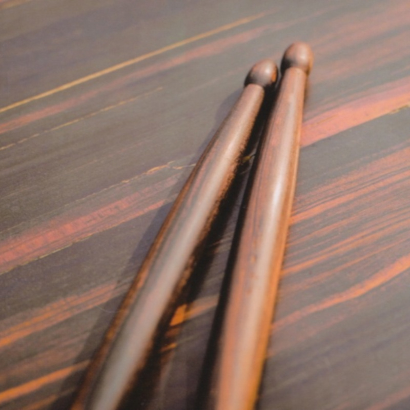 Blackwood Drumsticks 5A Size - Brown