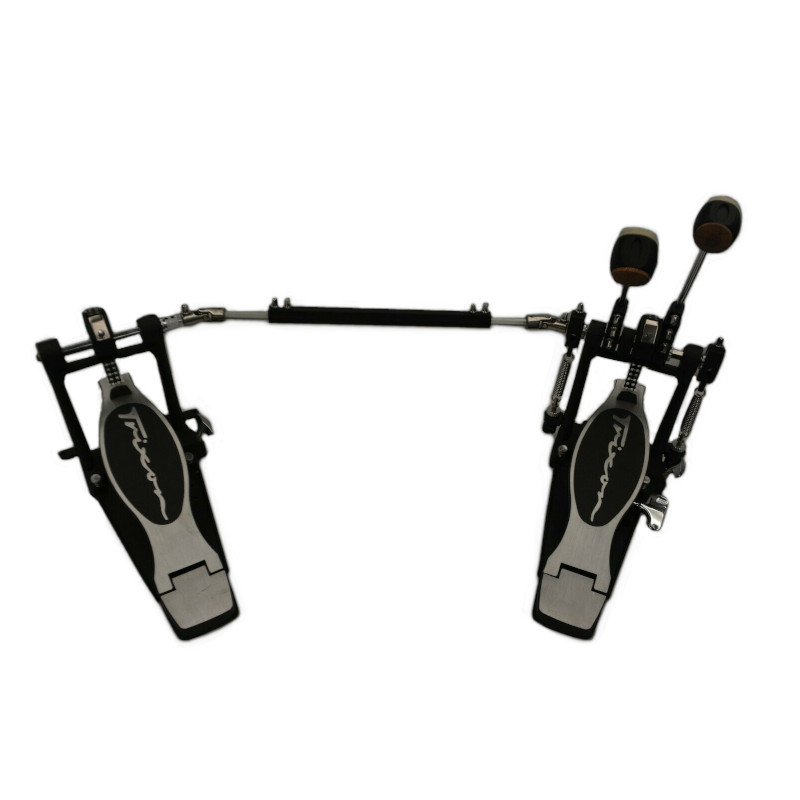 King Series Double Bass Pedal - Black