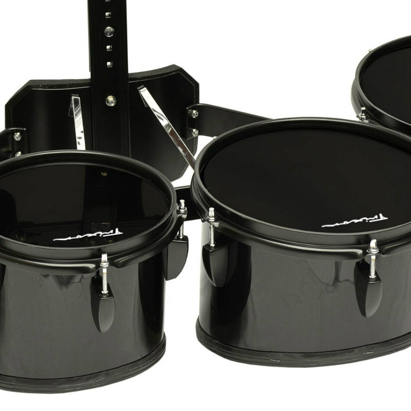 Field Series II Marching Toms - Set of 4 - Black