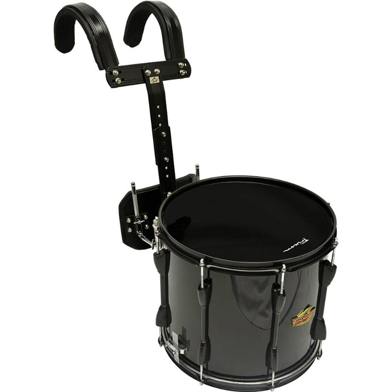 Field Series III Marching Snare Drum 14x12 - Black