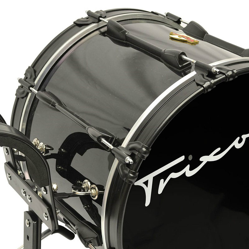 Field Series Marching Bass Drum 20x14 - Black