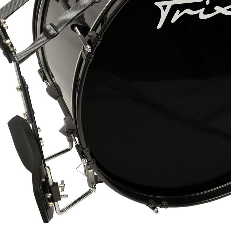 Field Series Marching Bass Drum 22x12 - Black