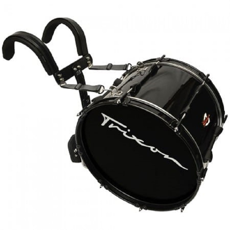 Field Series Marching Bass Drum 22x12 - Black