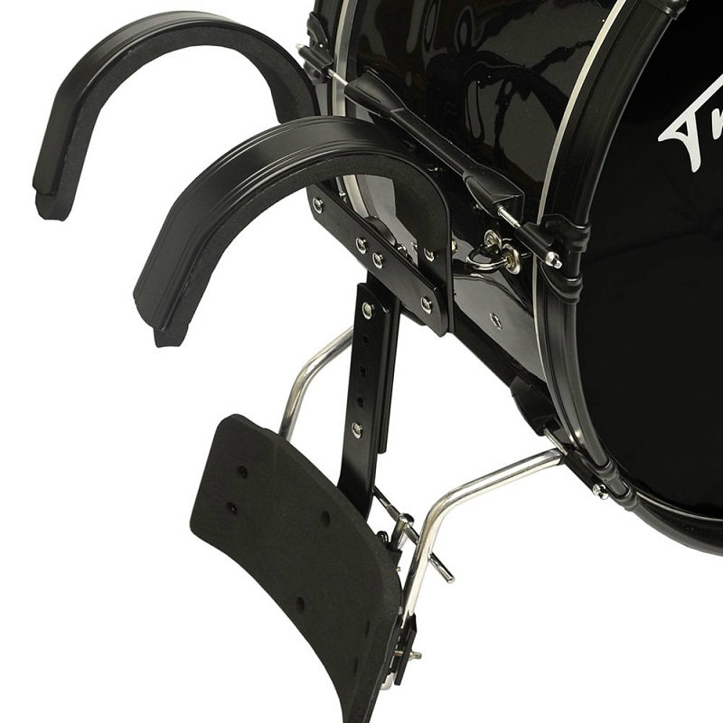 Field Series Marching Bass Drum 24x14 - Black