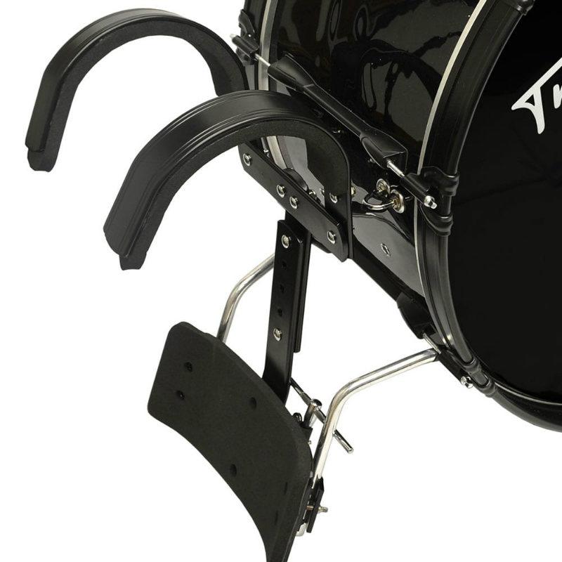 Field Series Marching Bass Drum 26x14 - Black