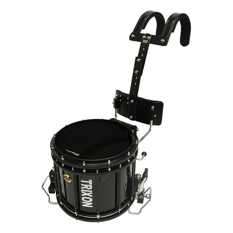 Trixon Field Series Pro Marching Snare Drum 14x12 - Black