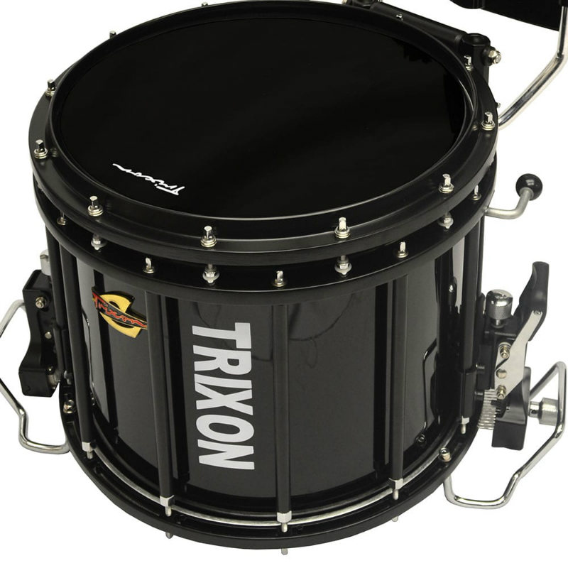 Trixon Field Series Pro Marching Snare Drum 14x12 - Black