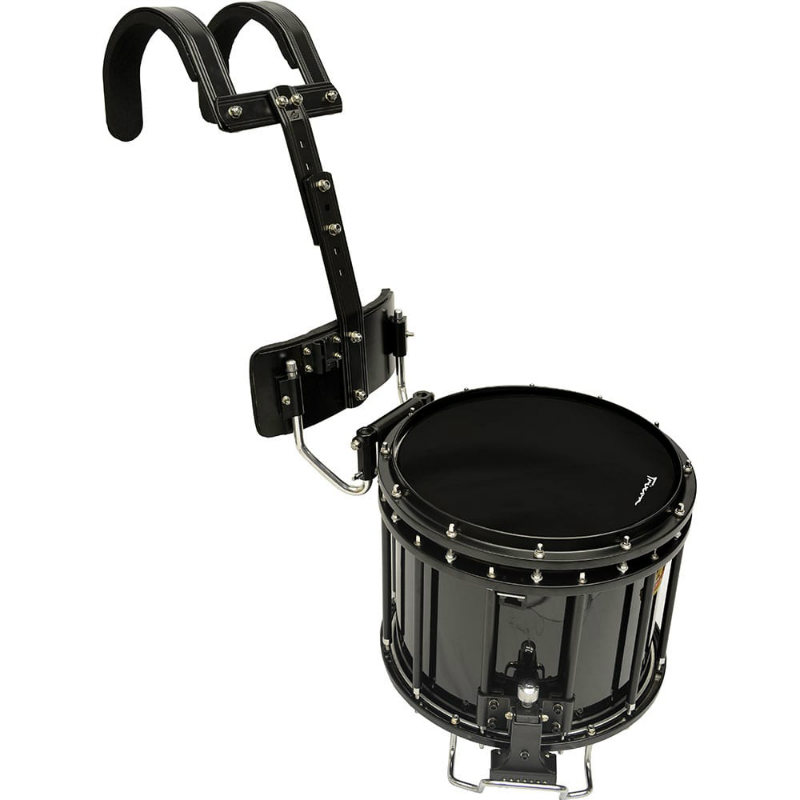 Field Series Pro Marching Snare Drum 14x12 - Black