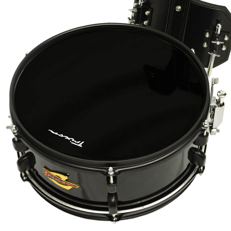 Scholastic Marching Snare 13x5.5 - Black