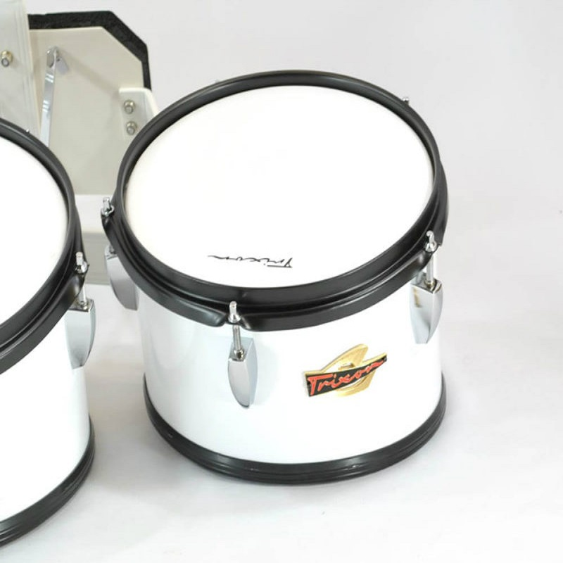 Field Series II Marching Toms - Set of 3 - White
