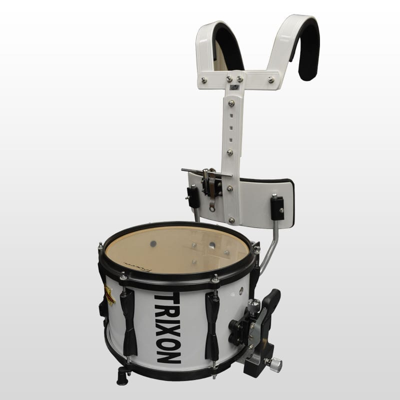 Field Series II Marching Snare 12x8 Ultralight - White
