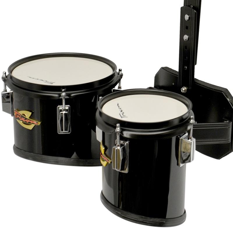 Junior Marching Toms - Set Of 2 - Black