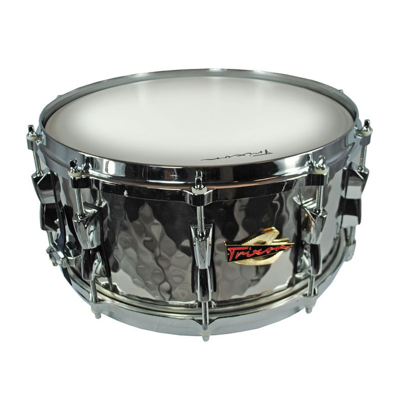Solist Hand-Hammered Steel Snare Drum