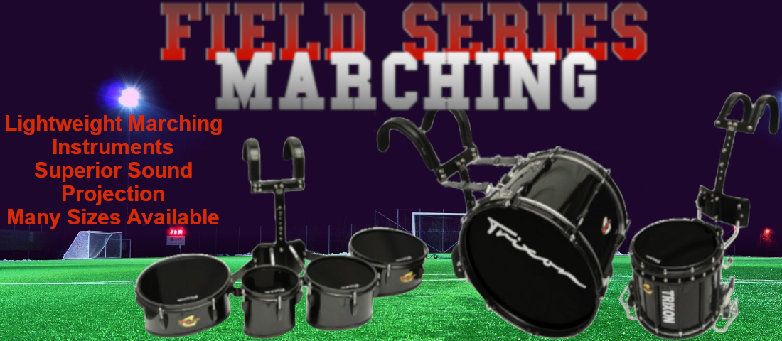 Field Series Marching Drums on sale