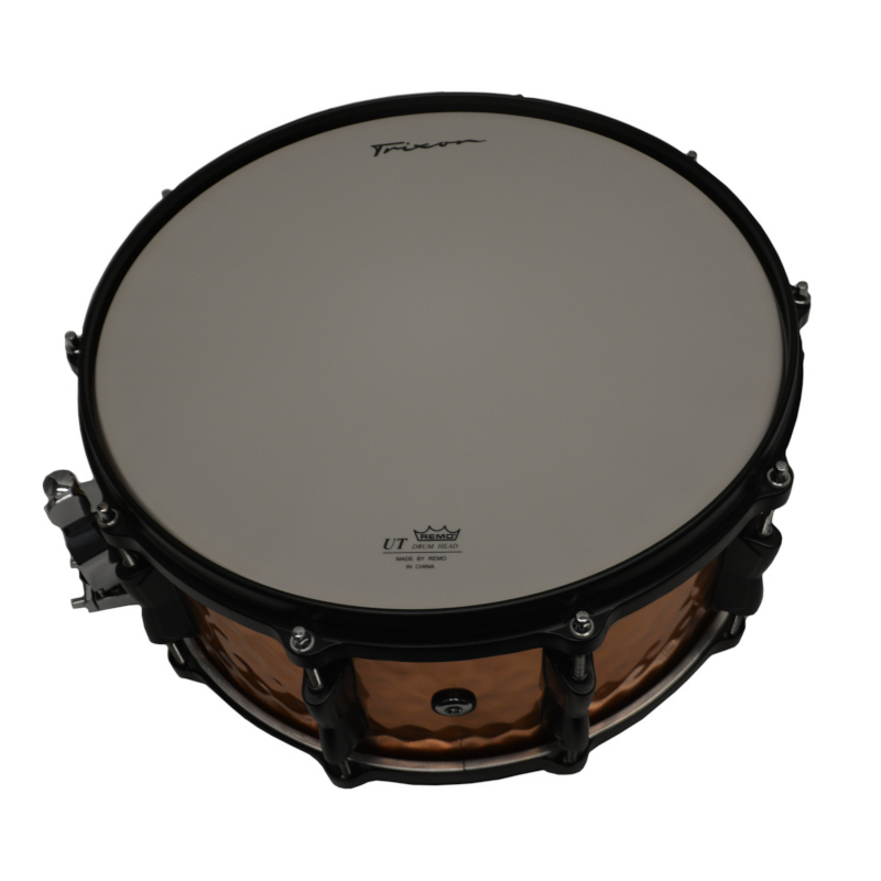 Solist Hammered Snare With Copper Hardware