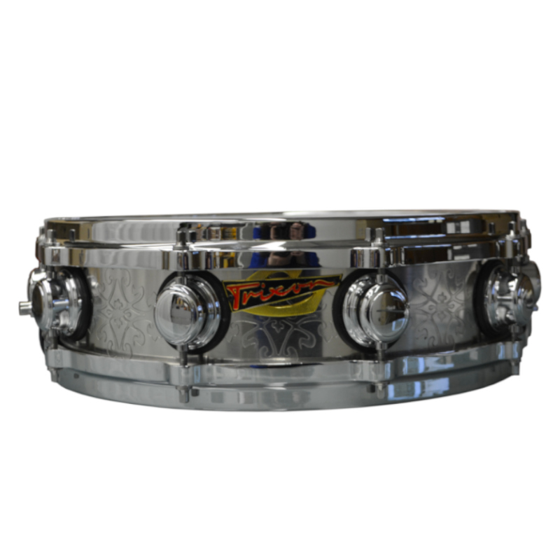 Trixon Solist Stainless Steel Piccolo Snare 14