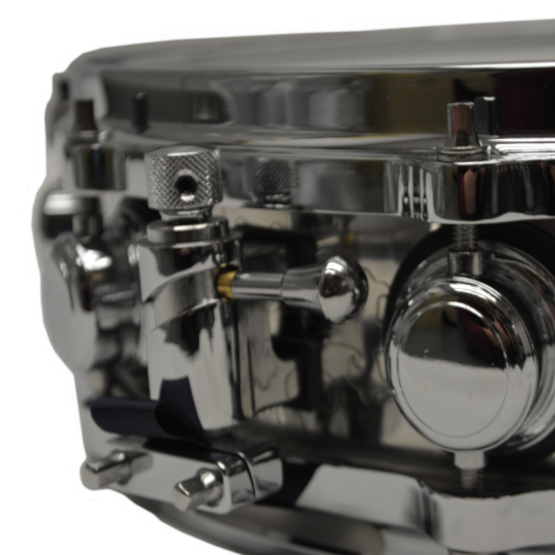 "Solist Stainless Steel Piccolo Snare 14"" by 3.5"""