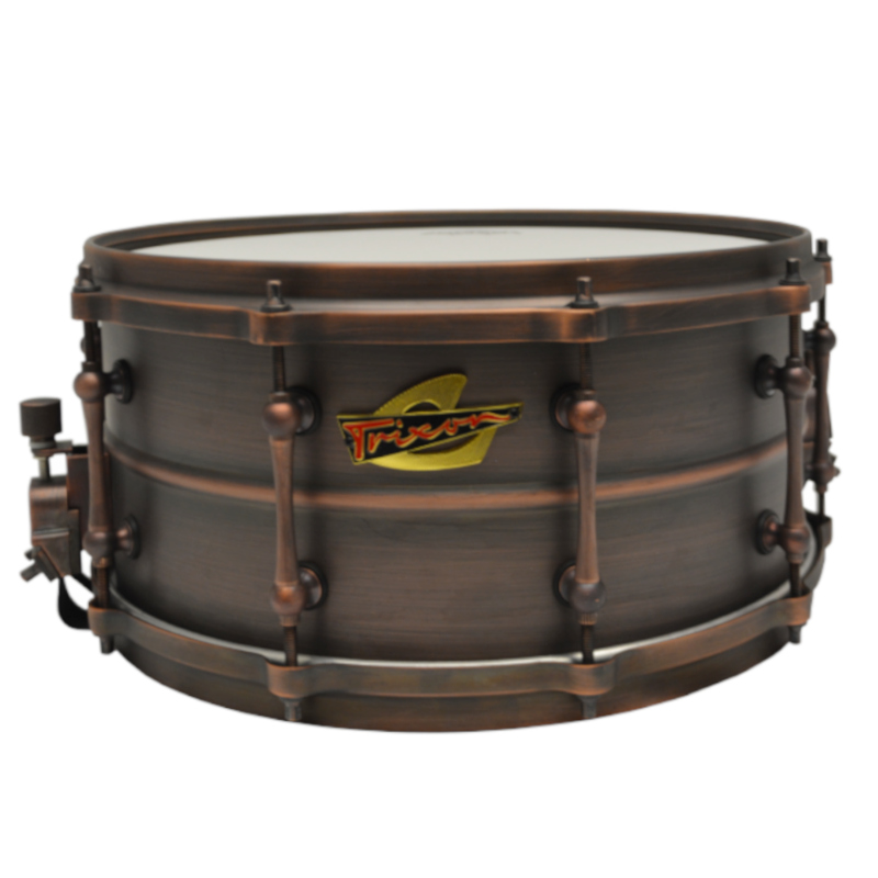 Solist Vintage Copper Snare Drum 14